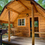 Cabin Swing-Available on Cabins ,G, J, K, L, M,